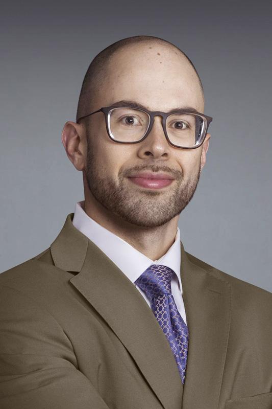Dr. John Ross Rizzo
