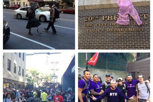 Veteran's March